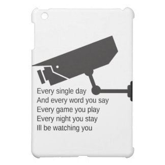 Everyday I m Watching You Cover For The iPad Mini