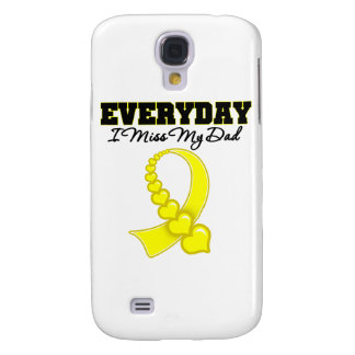 Everyday I Miss My Dad Military Galaxy S4 Cases