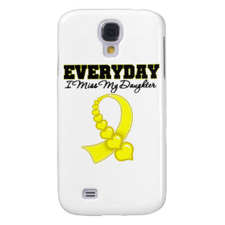 Everyday I Miss My Daughter Military Galaxy S4 Cover