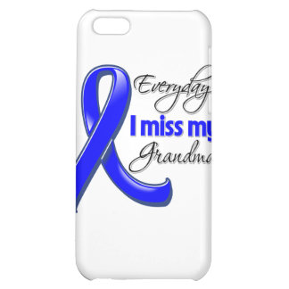 Everyday I Miss My Grandma Colon Cancer iPhone 5C Case