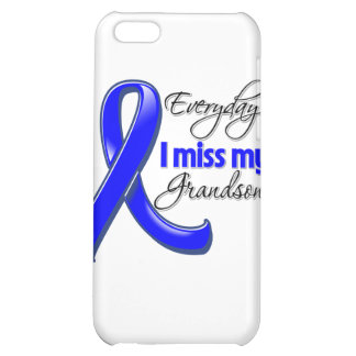 Everyday I Miss My Grandson Colon Cancer iPhone 5C Covers
