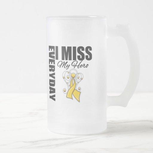 Everyday I Miss My Hero COPD Coffee Mug