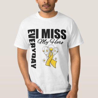Everyday I Miss My Hero COPD T-Shirt