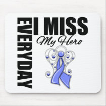 Everyday I Miss My Hero Esophageal Cancer Mousepad