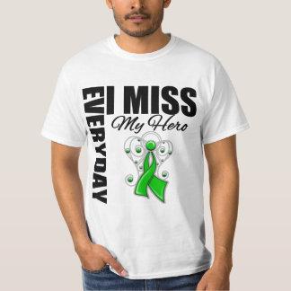 Everyday I Miss My Hero Traumatic Brain Injury T Shirt