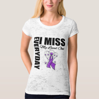 Everyday I Miss My Loved One Domestic Violence T-shirt