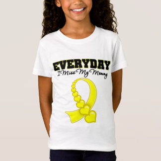 Everyday I Miss My Mommy Military T-Shirt