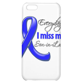 Everyday I Miss My Son-in-Law Colon Cancer iPhone 5C Cover