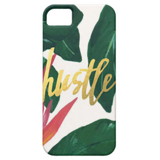 Everyday I'm hustlin' iPhone 5 Cases
