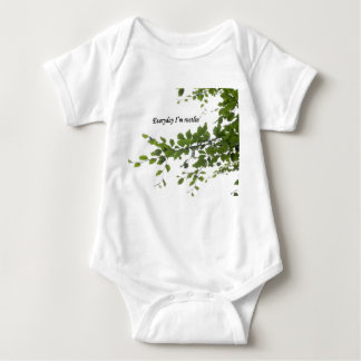 Everyday I'm Rustlin' baby T-shirt