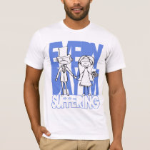 Everyday I'm Suffering - Unhappy Groom T-Shirt