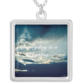 Everyday is a Blessing Necklace