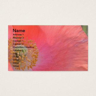 Everyday is an Opportunity Business Card
