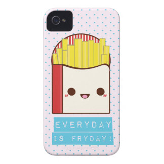 Everyday is Fryday Case-Mate iPhone 4 Cases