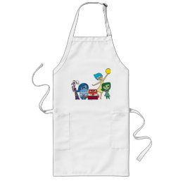 Everyday is Full of Emotions 2 Long Apron