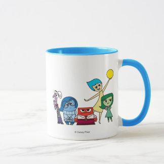 Everyday is Full of Emotions 2 Mug