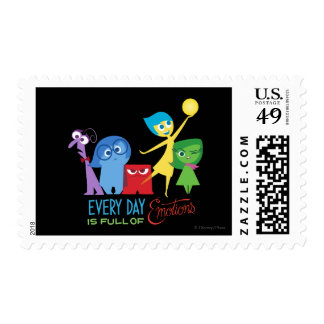 Everyday is Full of Emotions Postage