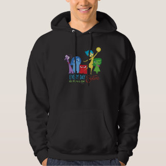 Everyday is Full of Emotions Pullover