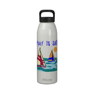 Everyday Is Sail Day Drinking Bottles