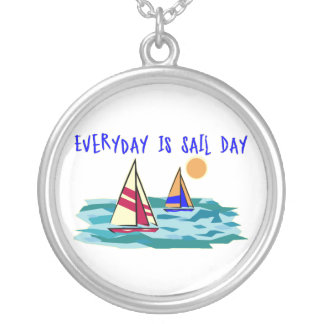 Everyday Is Sail Day Pendant