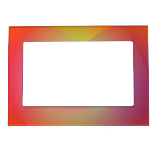 Everyday is Sunday Picture Frame Magnet