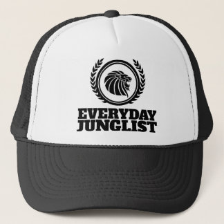 Everyday Junglist Cap - DNB Drum & Bass Jungle