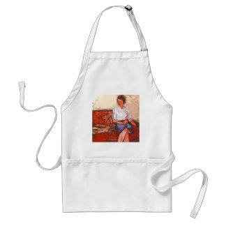 Everyday life adult apron