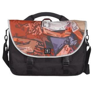 Everyday life laptop commuter bag