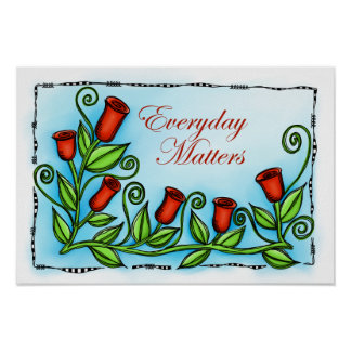 Everyday Matters Print