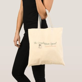 Everyday Mom Squad Tote Bag