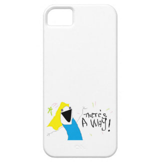 Everyday Reminders, Encouragement, Win, You Can Do iPhone SE/5/5s Case