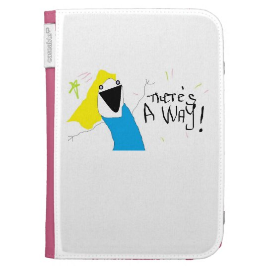 Everyday Reminders, Encouragement, Win, You Can Do Kindle 3G Cases