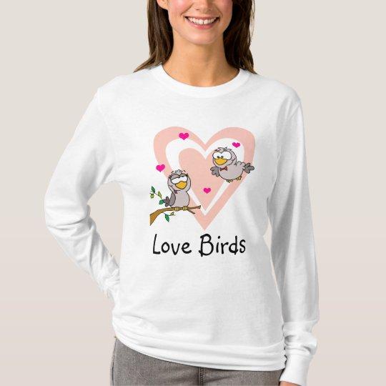 Everyday Romance: Love Birds T-Shirt