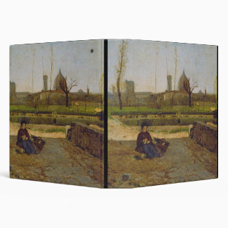 Everyday Scene, near Florence, c.1865 3 Ring Binders