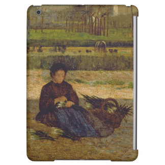 Everyday Scene, near Florence, c.1865 iPad Air Cases