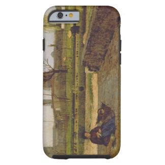 Everyday Scene, near Florence, c.1865 Tough iPhone 6 Case