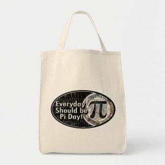 Everyday Should Be Pi Day Tote Bag