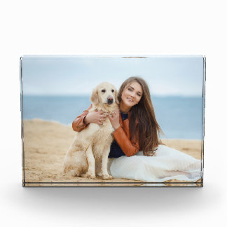 Everyday & Special Occasions Custom Photo Block