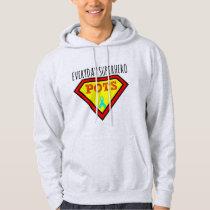 Everyday Superhero hoodie