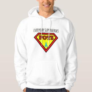Everyday Superheroes Hoodie