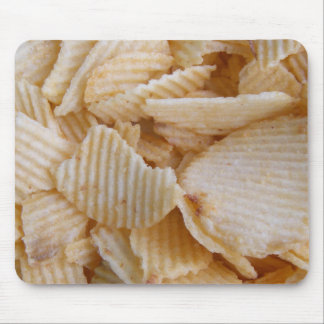 Everyday Textures - Potato Chips Mouse Pad