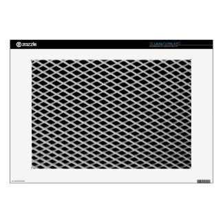 Everyday Textures - Wire Fence Laptop Skin