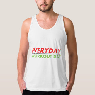 Everyday Workout Day Tank Top