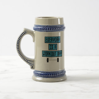 Everyday Workout Day Z852m Beer Stein