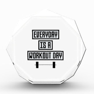 Everyday Workout Day Zge5d Award