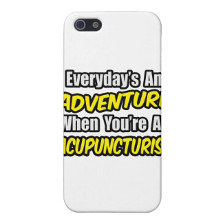 Everyday's An Adventure .. Acupuncturist iPhone SE/5/5s Case