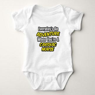 Everyday's An Adventure .. Cardiac Nurse T Shirt