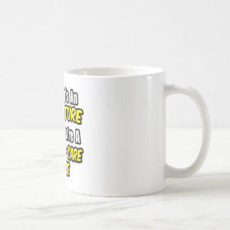 Everyday's An Adventure .. Critical-Care Nurse Coffee Mug