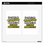Everyday's An Adventure ... Database Administrator Kindle Fire Skin