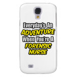 Everyday's An Adventure .. Forensic Nurse Samsung Galaxy S4 Cover